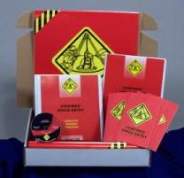 Confined Space Entry Regulatory Compliance Kit - Marcom -DVD