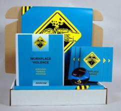 Workplace Violence Safety Meeting Kit - Marcom -DVD