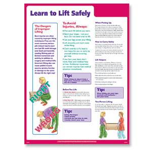 Learning to Lift Safely Poster